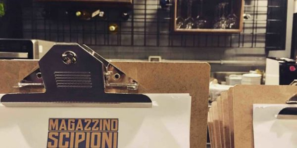 """- magazzino scipioni 600x300 - Il """"magazzino"""" dei vini, enoteca di qualità"""