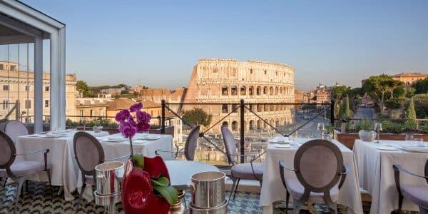 - Aroma Restaurant  foto Rosalia Filippetti 600x300 - Aroma : alta cucina con vista