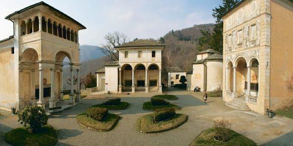 varallo - Sacro monte Varallo 600x300 - Varallo in Piemonte: il Sacro Monte più antico d'Italia