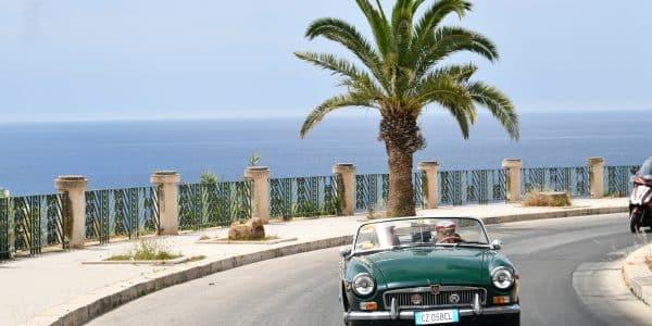sicilia - BER 1179 600x300 - Sicilia: a bordo di un'auto storica tra antichi templi e profumo di ginestre