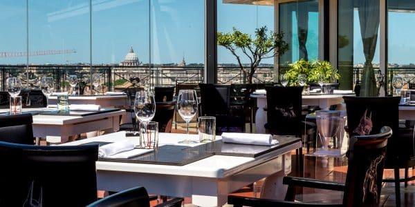 giuda ballerino - GIUDA BALLERINO HOTEL SINA BERNINI BRISTOL 600x300 - Giuda Ballerino! Il ristorante sul rooftop del Sina Bernini Bristol