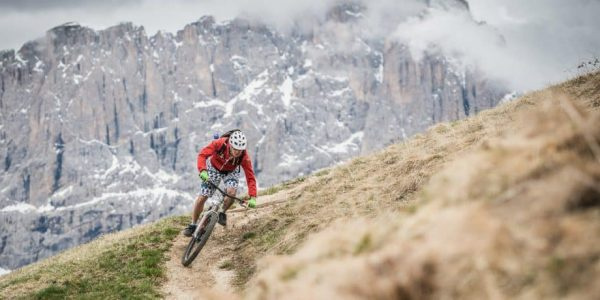 flow trail - bike kompetenz 600x300 - Flow Trail in Val Gardena, scivolare in bici senza fatica tra le montagne