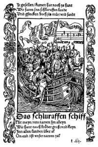 La nave dei folli la nave dei folli - lanavadeifolli 200x300 - La nave dei folli di Patrizia Comand sbarca a Palazzo Cipolla a Roma