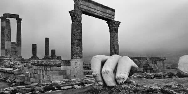 photolux - Amman Jordan 2012    Josef Koudelka Magnum Photos 600x300 - Photolux di Lucca: protagonista è il Mediterraneo