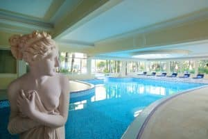 GB Thermae Hotels gb thermae hotels - piscina 300x200 - GB Thermae Hotels: coccole termali ad Abano Terme