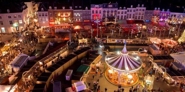 olanda - kerstmarktmaastricht 600x300 - Olanda: feste tra luci e suggestioni