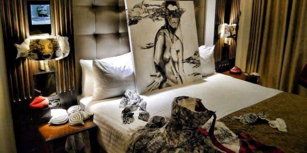 artrooms - fashionroom 600x300 - Artrooms, la fiera d'arte nelle stanze di hotel