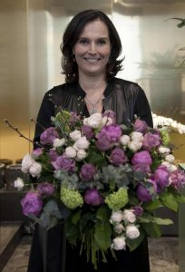 Maria Luisa Rocchi maria luisa rocchi - Maria luisa1 204x300 - Maria Luisa Rocchi Flowers, l'arte dei fiori nel nuovo spazio ai Parioli