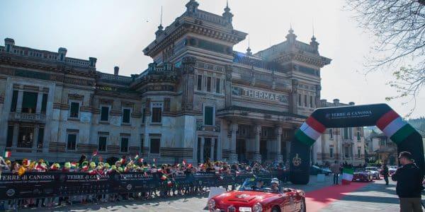 gran premio terre di canossa 2018 - DSC 0096 600x300 - Gran Premio Terre di Canossa 2018: slow drive alla scoperta dei borghi italiani