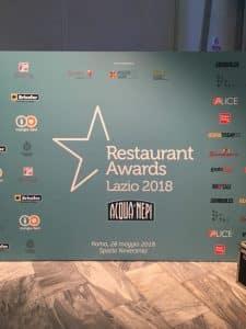 Restaurant Awards Lazio 2018 restaurant awards lazio 2018 - IMG 20180605 WA0014 1528205776481 225x300 - Restaurant Awards Lazio 2018: i migliori ristoranti premiati a Roma e nel Lazio