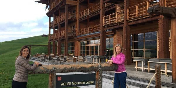 adler mountain lodge - adler 600x300 - Adler Mountain Lodge: toccare le Dolomiti con un dito!