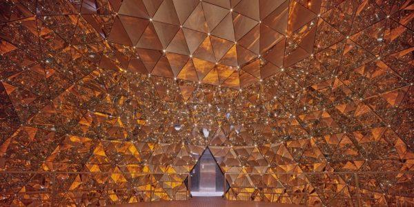 mondi di cristallo swarovski - Swarovski Kristallwelten Kristalldom Panorama2 v2 600x300 - Mondi di Cristallo Swarovski: viaggio tra le luci del Tirolo