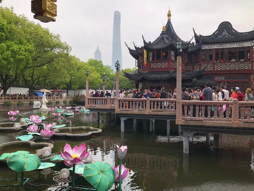 Shanghai incontri casual