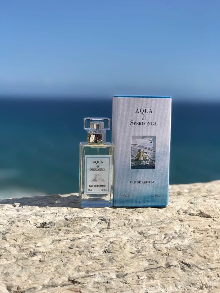 aqua di sperlonga - AQUADISPERLONGAPRODOTTO - Aqua di Sperlonga: il profumo del mare