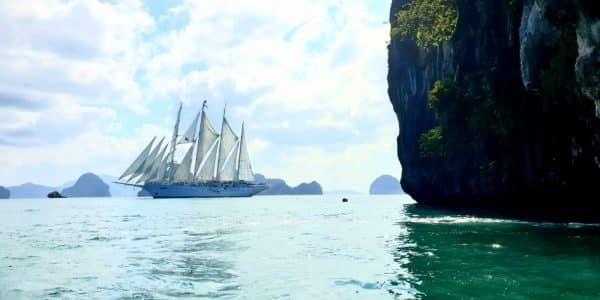 star clipper - 20200218 121952 e1582368743165 600x300 - Star Clipper: vacanze in veliero nel Mare delle Andamane