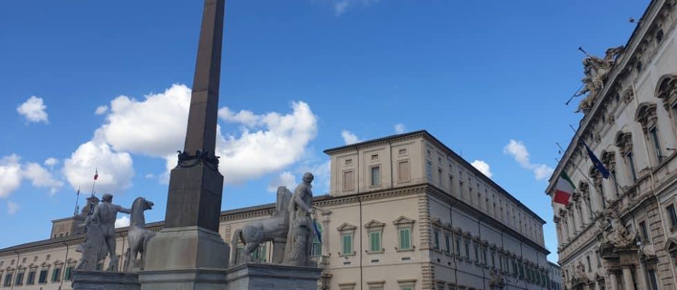 Raffaello - Piazza del Quirinale