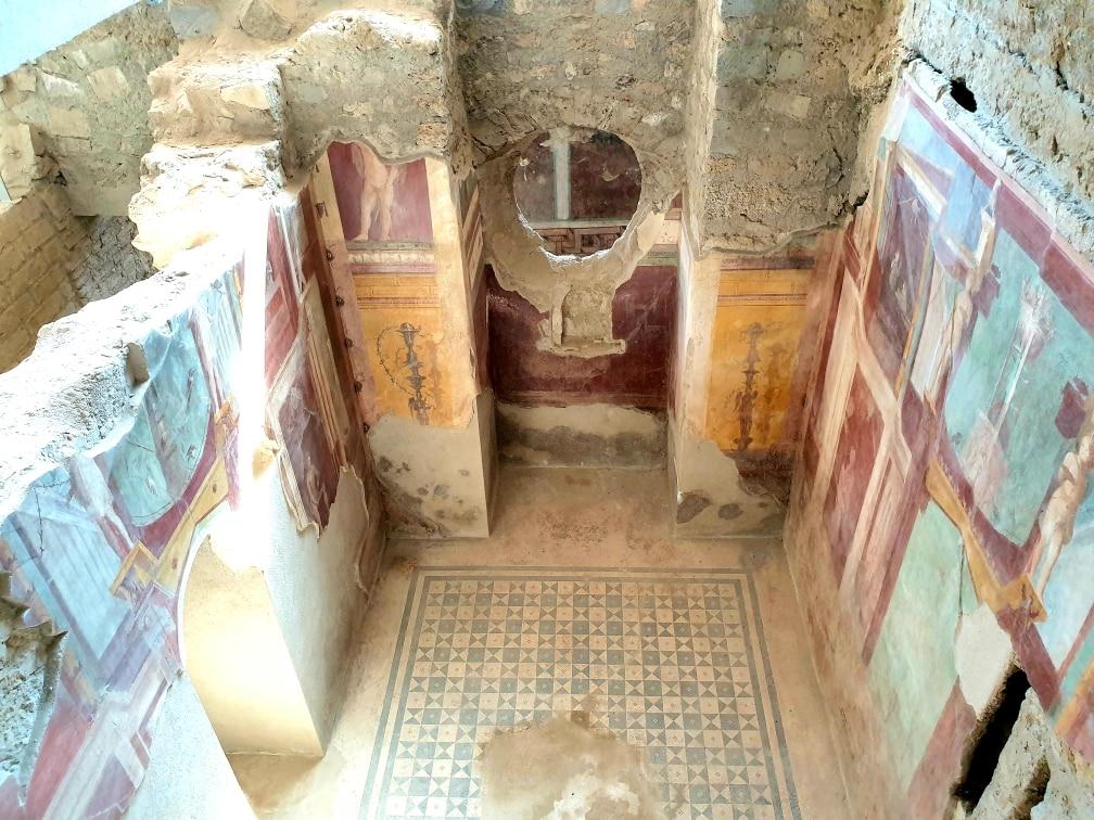 Pompei - Affreschi pompei - 20200627 161308 - Pompei come non l'avete mai vista