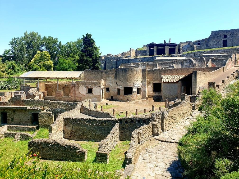 Pompei - Terme suburbane pompei - 20200629 193127 - Pompei come non l'avete mai vista