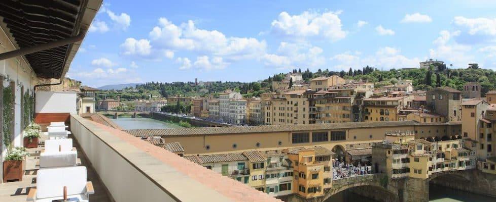 Riapertura hotel fase 3 - Portrait Firenze