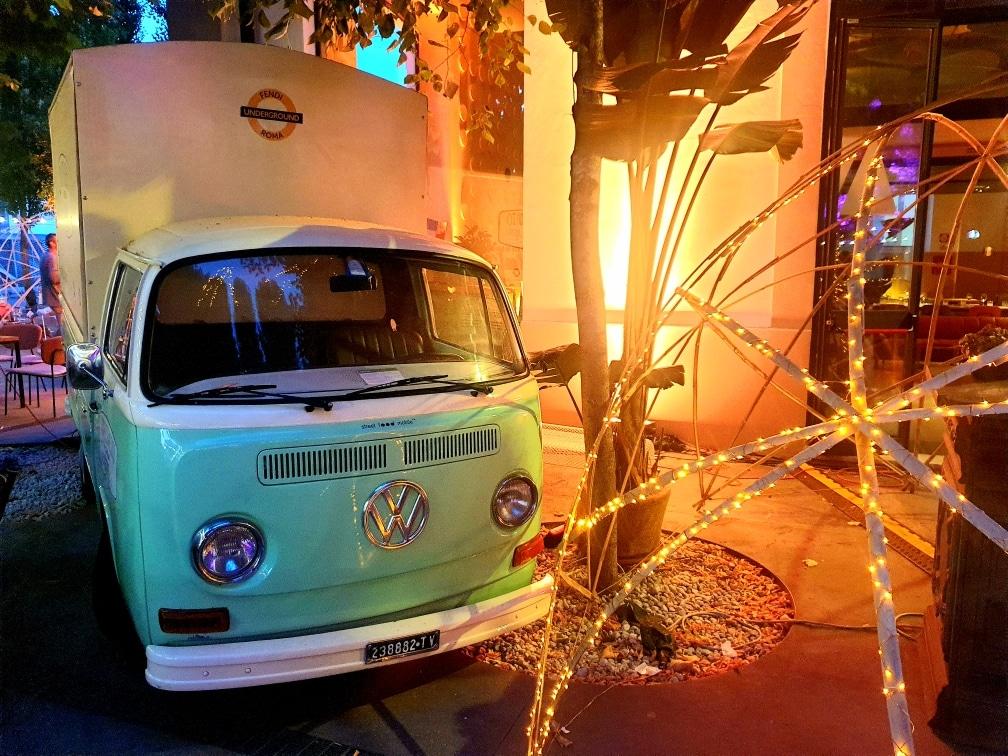 Mediterraneo - Food truck mediterraneo - 20200702 013100 - MEDITERRANEO a Roma: il ristorante dell'estate nel giardino del MAXXI