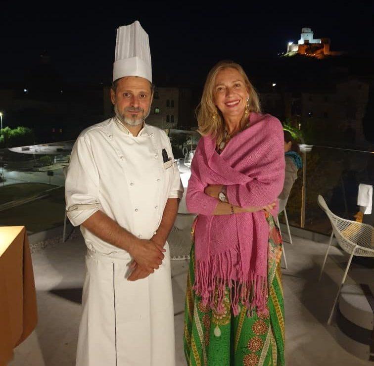 NUN Relais & SPA museum - Chef Enea Barbanera