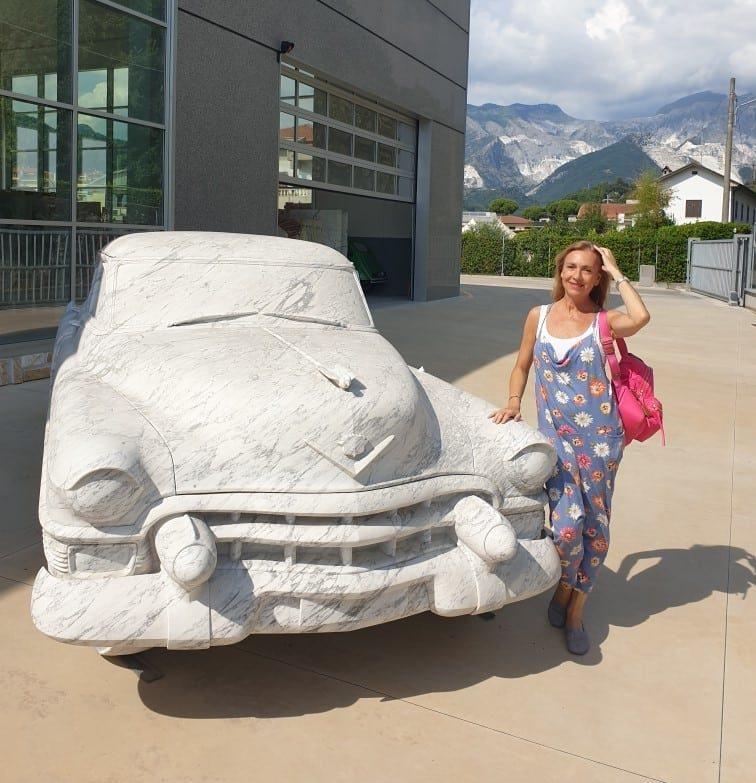 Carrara - Segheria del marmo carrara - 20200714 162525 e1595345501903 - Carrara: viaggio nella storia millenaria del marmo