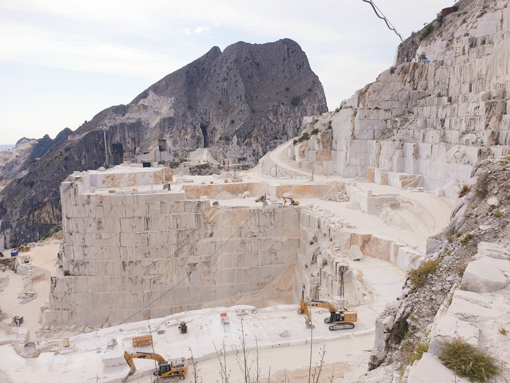 Carrara - Cave di marmo carrara - 20200721 131207 - Carrara: viaggio nella storia millenaria del marmo