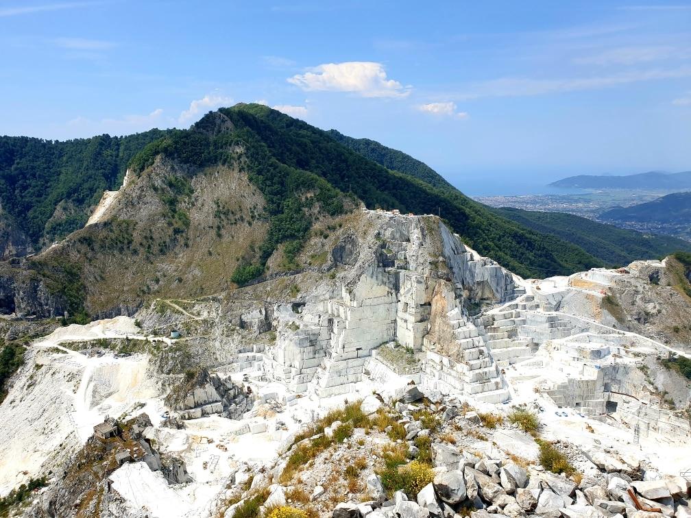 Carrara - cava Gioia carrara - 20200721 131636 - Carrara: viaggio nella storia millenaria del marmo