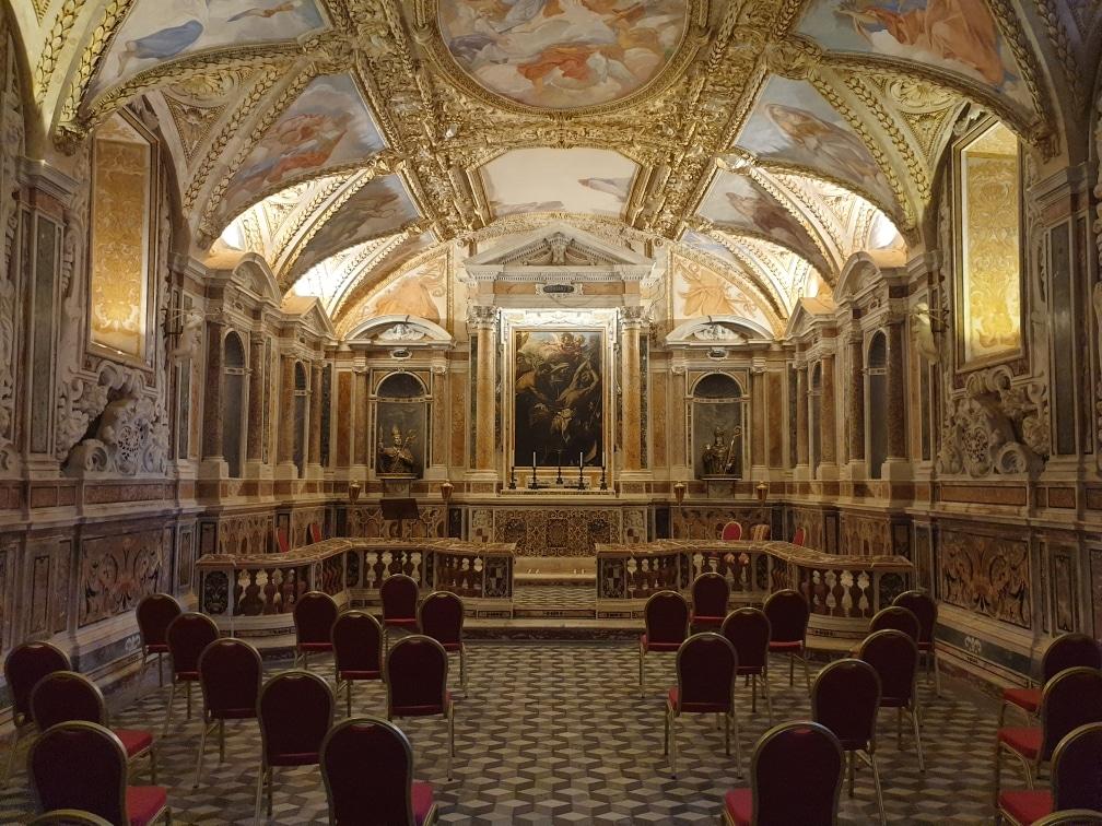 Gaeta: cripta del Duomo