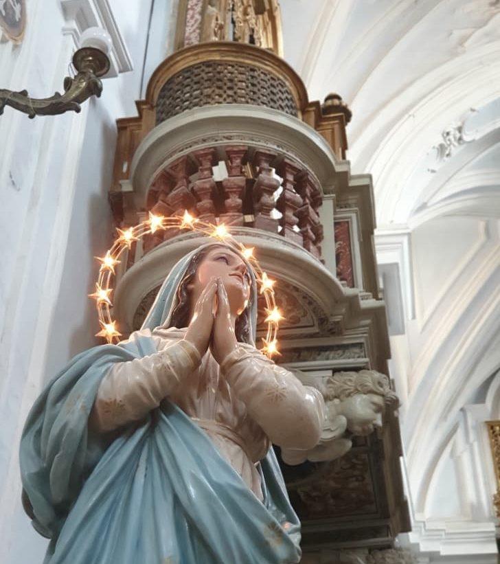 Gaeta: culto Immacolata Concezione