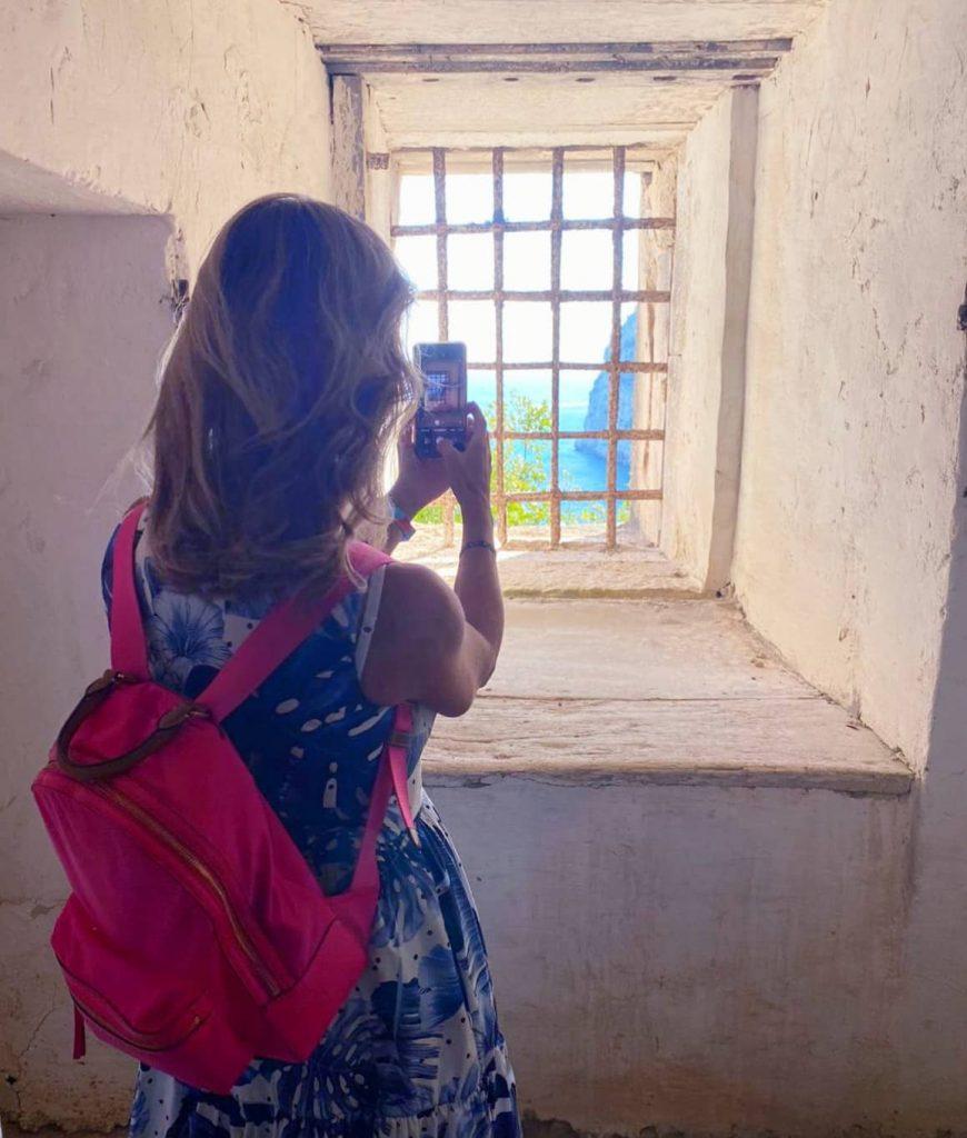 Carcere di Gaeta: le celle