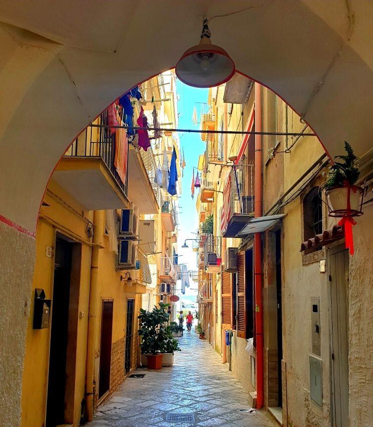 Gaeta: centro storico