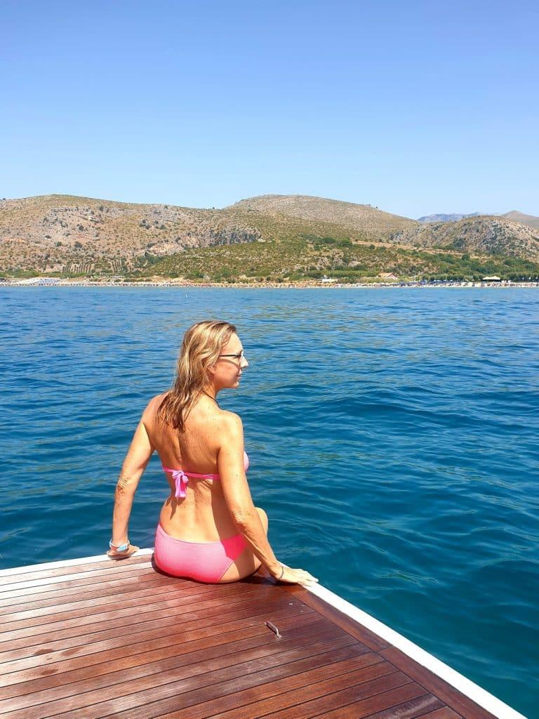 Gaeta: le sette spiagge in barca