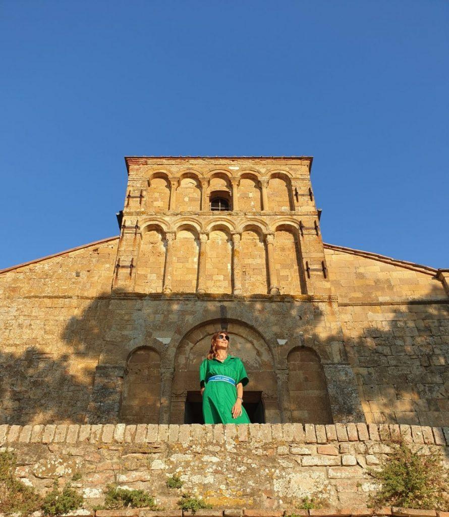 Gambassi - Pieve di S. Maria in Chianni