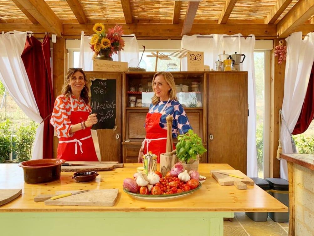 Certaldo - Cucina Giuseppina