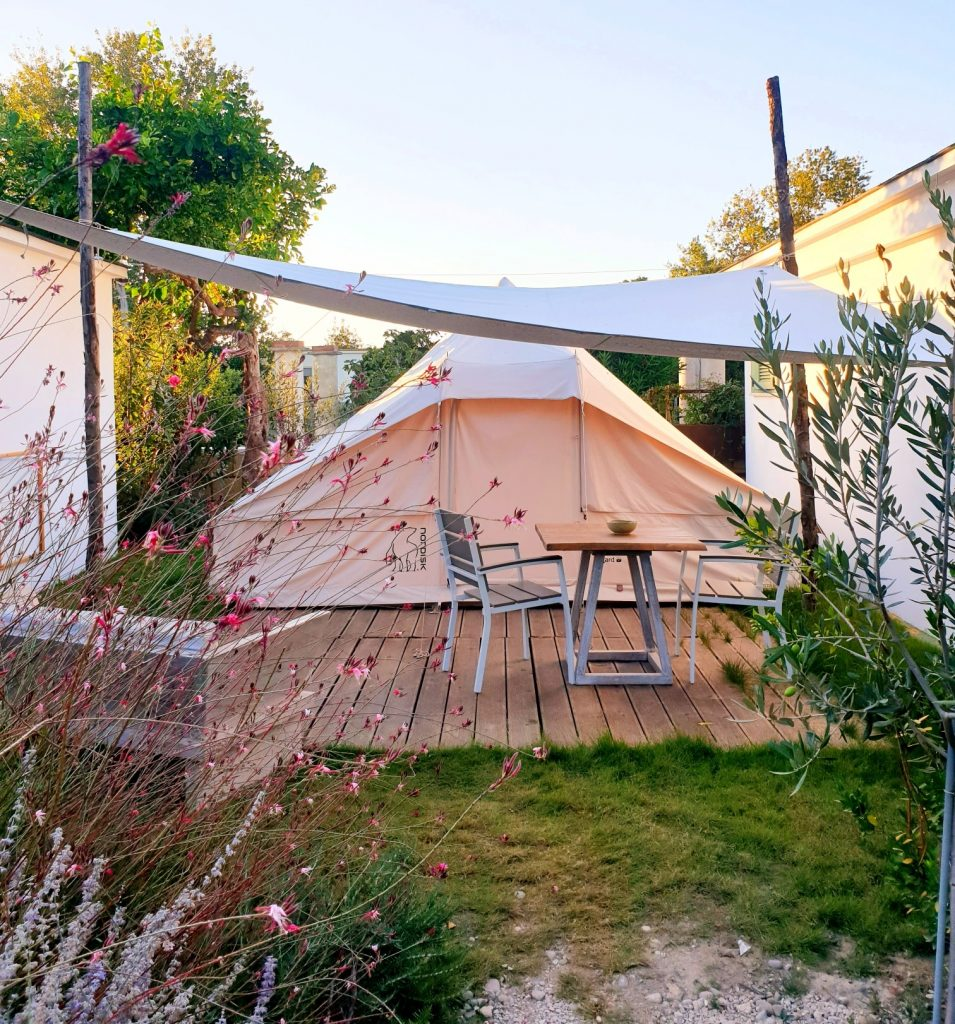 Procida Camp Resort - Tenda Nordisk Village