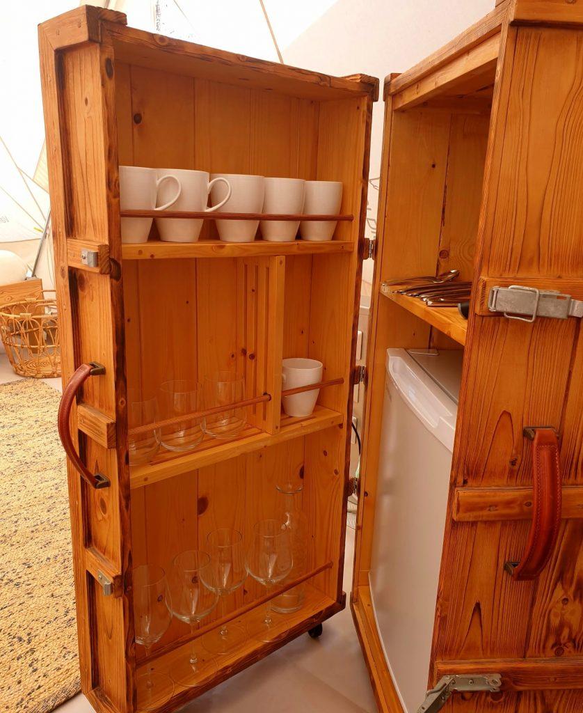 Procida Camp Resort - Tende Nordisk Village