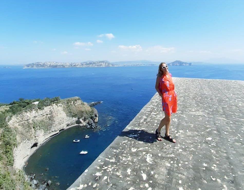 Procida - Sul tetto di Palazzo d'Avalos procida - 20200919 145436 e1600535353140 - Procida, la perla del golfo di Napoli: tutte le cose da fare