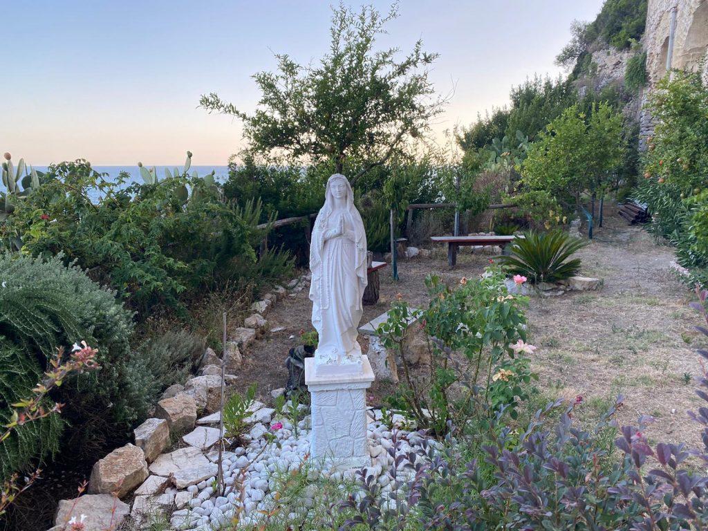 Gaeta: cappella di Terra Santa di San Domenico