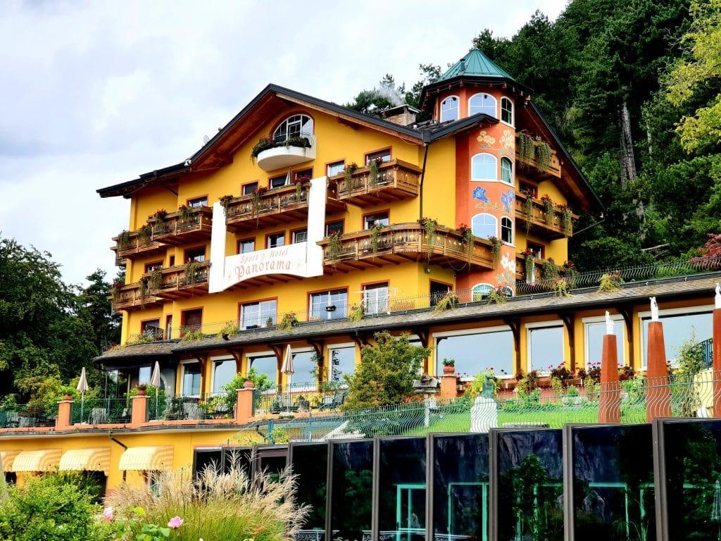 Trentino - Sport Hotel Panorama a Fai della Paganella trentino - hotel 1024x768 - Trentino: benessere con il forest bathing a Fai della Paganella