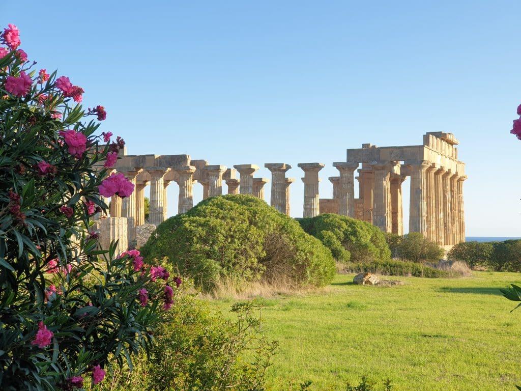 Sicilia - Marsala, Parco archeologico di Selinunte