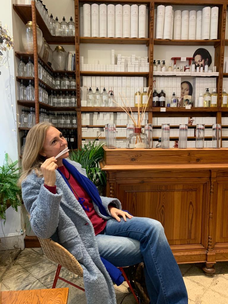 Laura Bosetti Tonatto - Olfattoteca