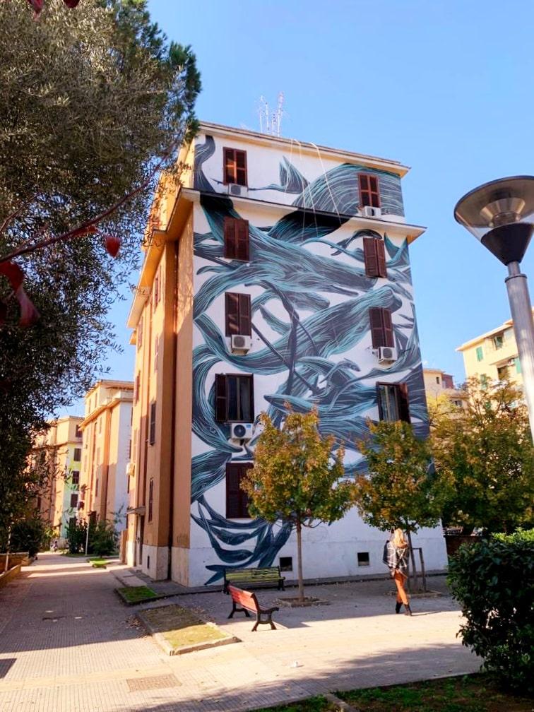 Street art - Pantonio | Ponentino Romano
