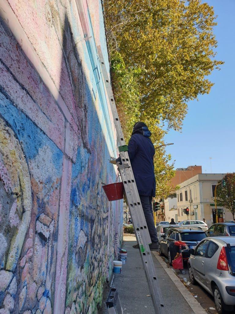 Street Art - Carlos Atoche