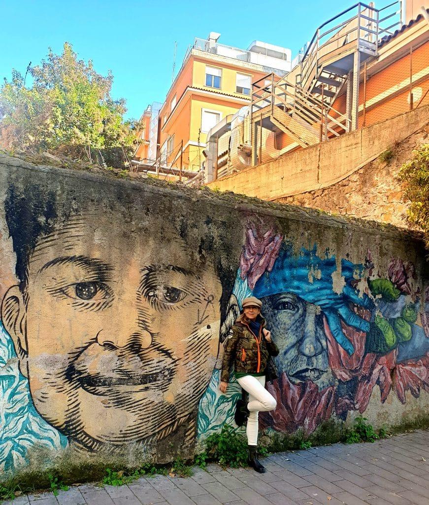 Street Art - Tor Pignattara