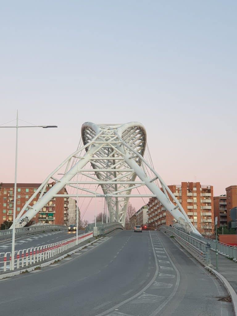 Street art - Ponte Settimia Spizzichino a Ostiense