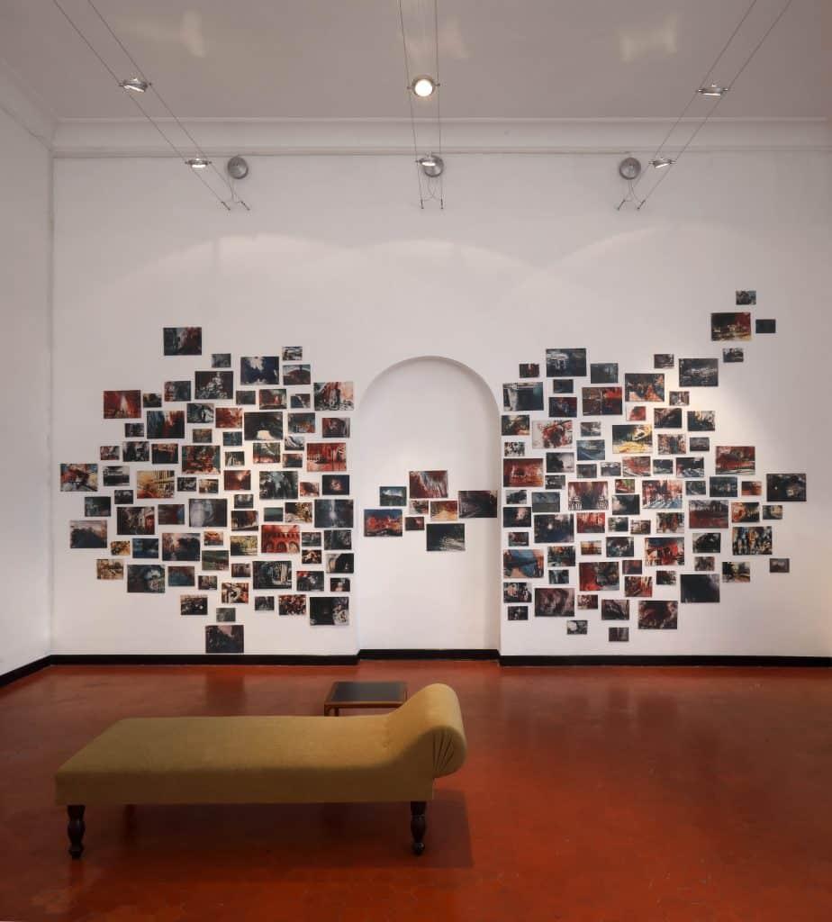 Galleria Sales - Silvia Celeste Calcagno