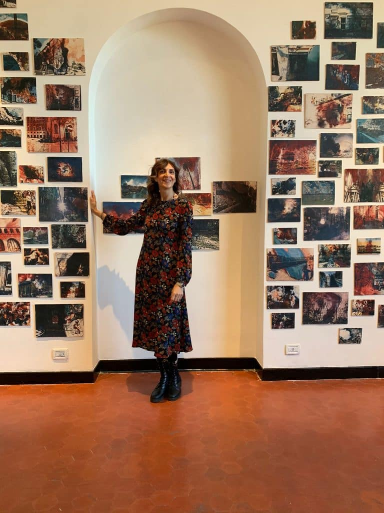 Galleria Sales Quadreria - Valentina Ciarallo