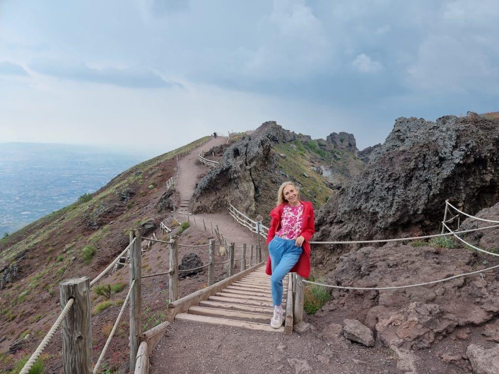 Parco Nazionale del Vesuvio - Escursione al Gran Cono