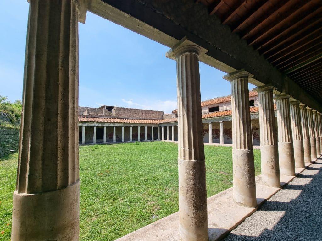 Villa di Poppea - Scavi di Oplontis